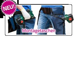 Montagehilfe Montagetasche Fromm Fördertechnik