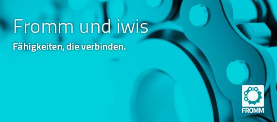 Kooperation Fromm Fördertechnik IWIS Antriebssysteme