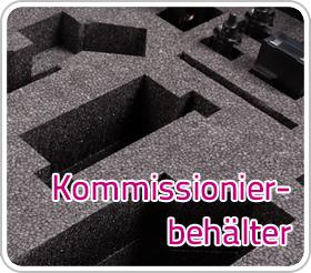 Kommissionsbehälter by Fromm Fördertechnik