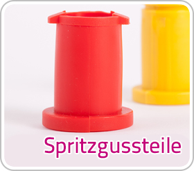 Spritzgussteile by Fromm Fördertechnik