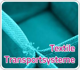 Textile Transportsysteme by Fromm Fördertechnik
